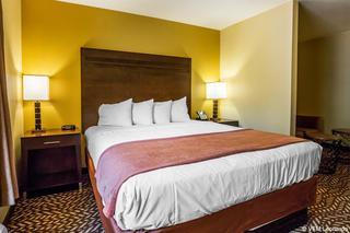 Quality Inn & Suites…, 1516 Zion Park Blvd,