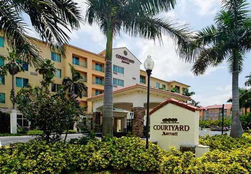 Courtyard Ft Lauderdale Miramar