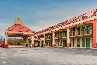 Rodeway Inn, 479 Gordonsville Hwy,