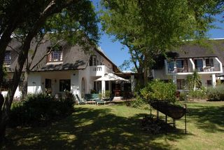 Wedgeview Country House & Spa - Generell