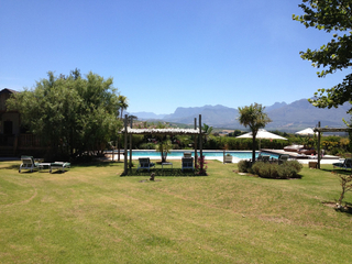 Wedgeview Country House & Spa - Pool