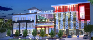 Promenade Hotel Bandung, Jl. Cihampelas No.119 - 121,