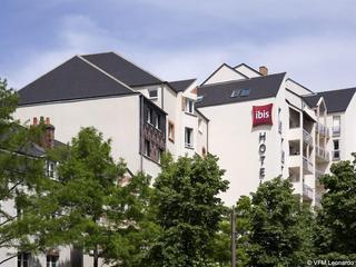 ibis Orléans Centre…, 17 Avenue De Paris,