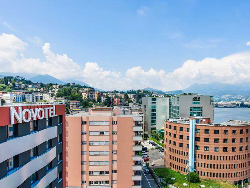 Novotel Lugano Paradiso, Viale San Salvatore 11,