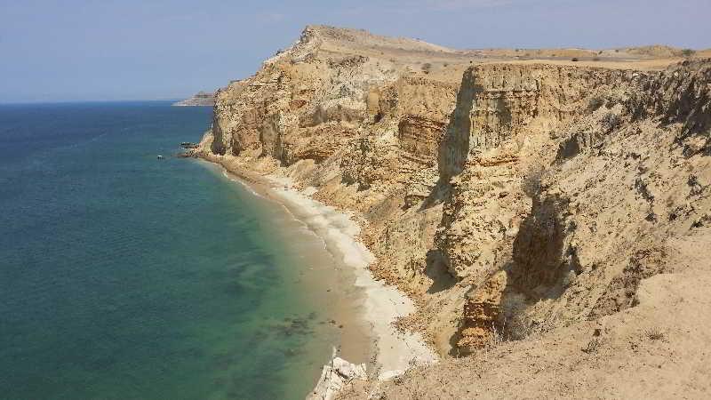 Praia Morena - Strand
