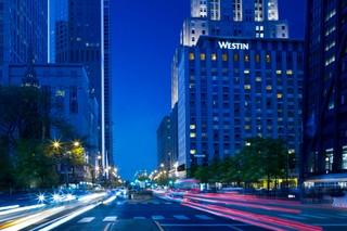 Westin Michigan Avenue, 909 North Michigan Avenue,x