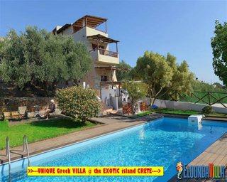 Sejur Almond Tree Elounda Villa