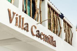 Villa Caemilla Beach Boutique Hotel - Diele
