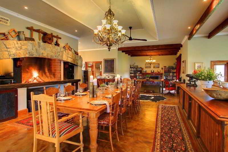 Madi Madi Karoo Safari Lodge - Restaurant