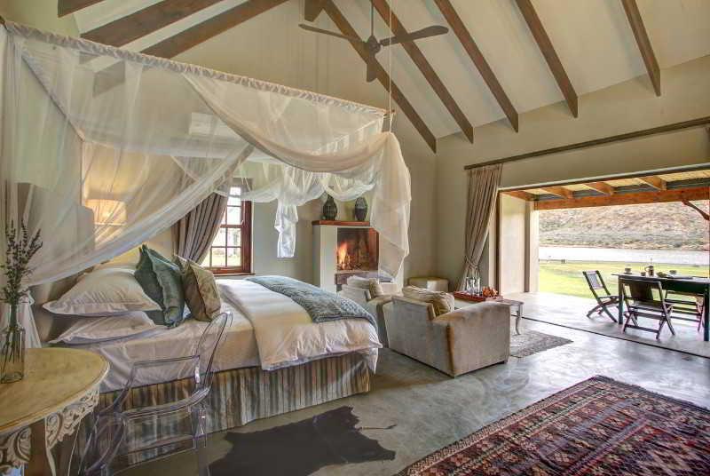 Madi Madi Karoo Safari Lodge - Zimmer