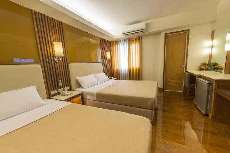 Kabayan Hotel Pasay - Zimmer