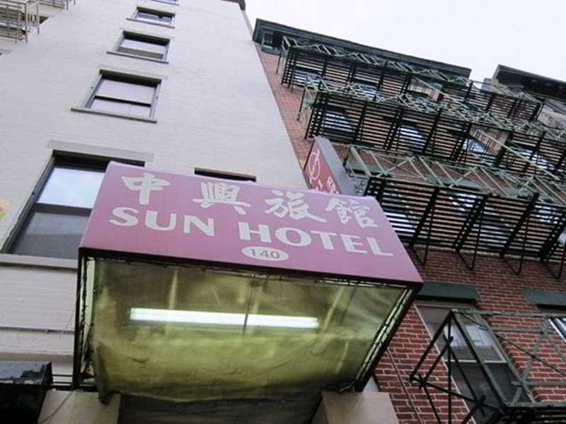 Sun Bright Hotel - Shared Bathroom