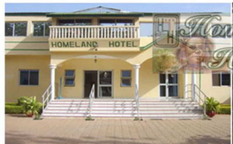 Homeland Hotel, Quartier Plateau,