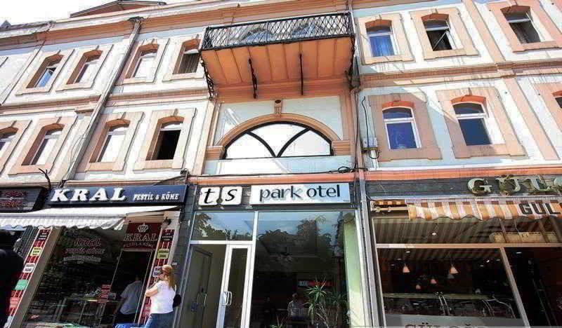 TS Park Hotel, Iskenderpasa Mah.meydan Cad.,5