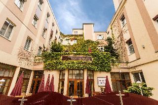 Austria Classic Hotel Wien - Terrasse