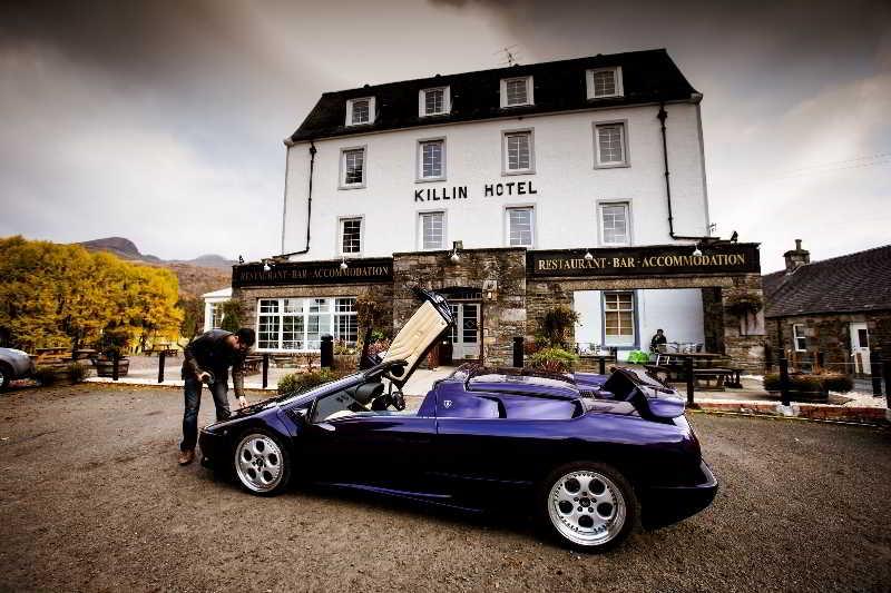 Killin Hotel, Main Street, Killin,