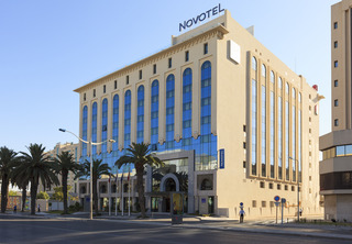 Novotel Tunis, Avenue Mohamed V,