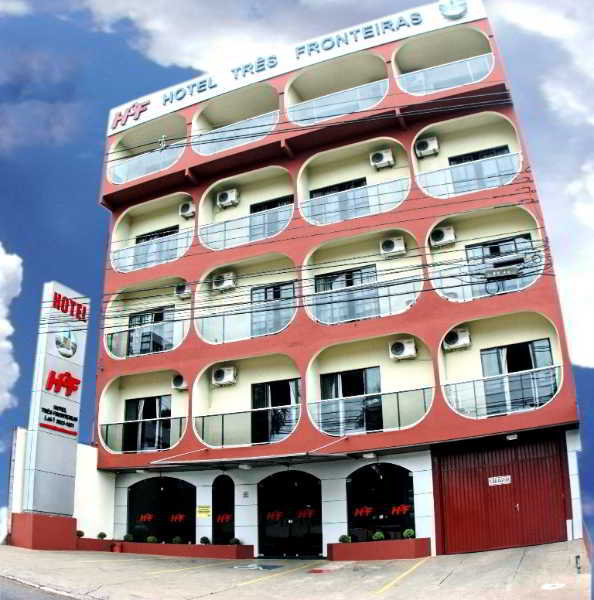 Hotel Tres Fronteiras  0800 021 2020 Ou Reserve Online