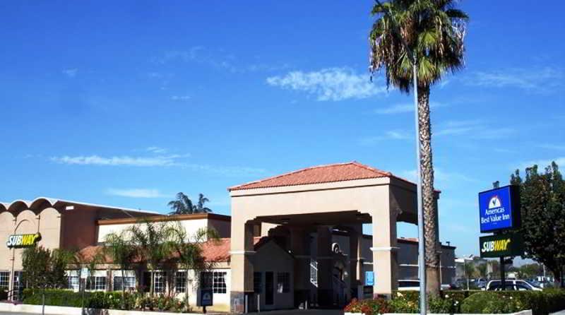Americas Best Value Inn Fresno Downtown