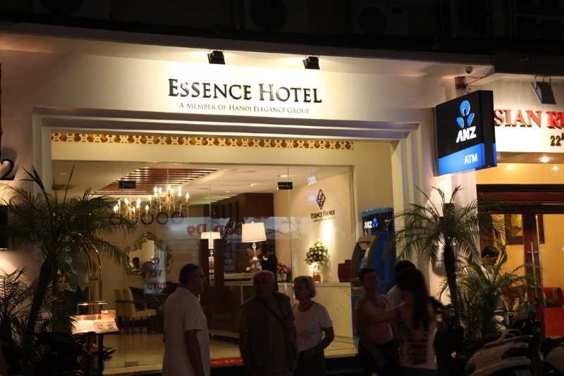 Essence Hotel, 22 Ta Hien Street Old Quarter…