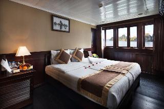 Image Halong Cruise, Tuan Chau Port,