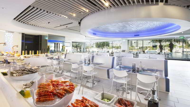 ONE15 Marina Sentosa Cove Singapore (SG CLEAN) - Restaurant