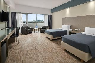 RELC International Hotel - Zimmer