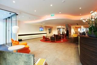 Simm's Hotel - Diele
