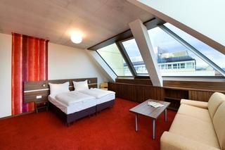 Simm's Hotel - Zimmer