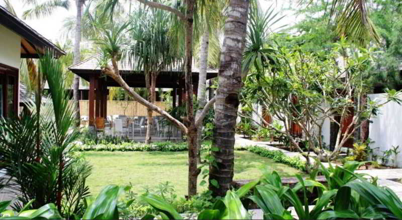 The Trawangan Resort, Gili Trawangan Beach Lombok,