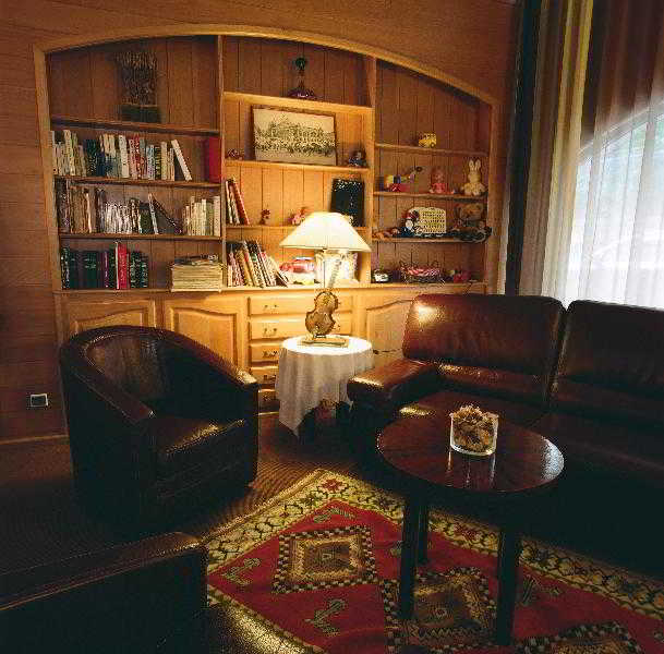 Inter - Hotel Au Pavillon Bleu