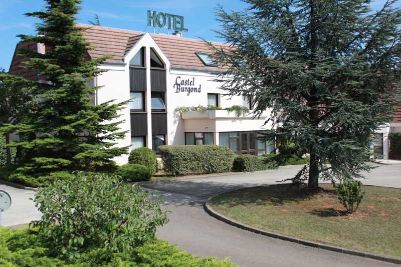 INTER-HOTEL Dijon Ouest…, 3, Route De Troyes Rn 71,3