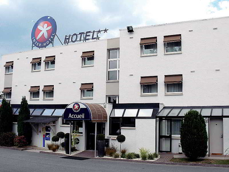 Hotel The Originals Nantes Ouest Agora