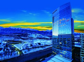 The Ritz Carlton Almaty, Esentai Tower, Al-farabi…