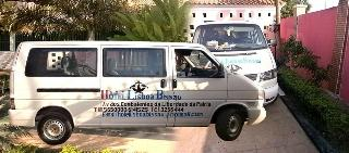 Lisboa Bissau, Avenue Combatante Libertade…