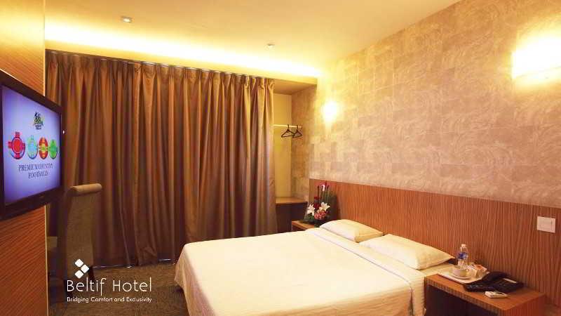 Beltif Hotel - Zimmer