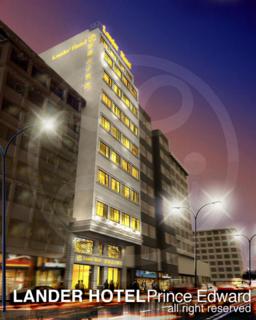 Lander Hotel Prince…, 156-158 Tai Nan Street,