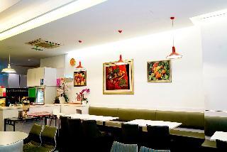 Alami Garden Hotel - Restaurant