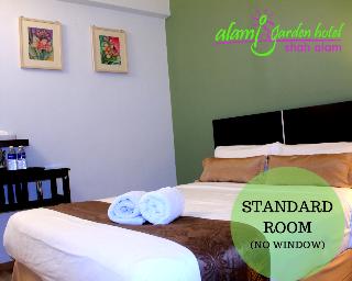 Alami Garden Hotel - Zimmer