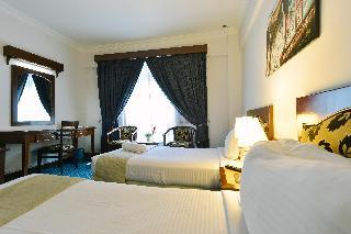Hotel Seri Malaysia Melaka - Zimmer