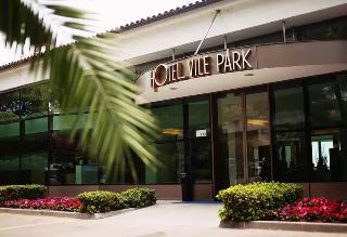 Vile Park Hotel - Diele