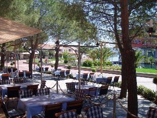 Vile Park Hotel - Terrasse