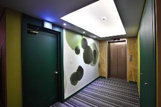 Lamer Hotel, 601062 Beomil 2dong Donggu,