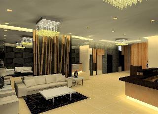 Swiss Hotel Kuala Lumpur - Diele