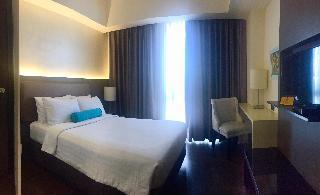 Home Crest Hotel - Zimmer