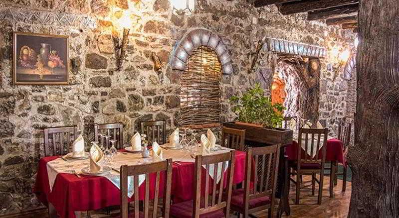 Kriva - Restaurant