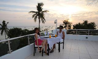 Bohol South Beach Hotel - Restaurant