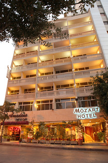 Mozart Hotel, Hamra, Sadat Street Intersection,1345757
