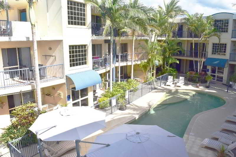 Beachside Holiday Apartments, 48 Pacific Drive,