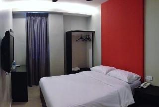 Golden Court Hotel @ Tun Abdul Razak - Generell